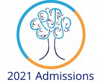 New admissions for 2021