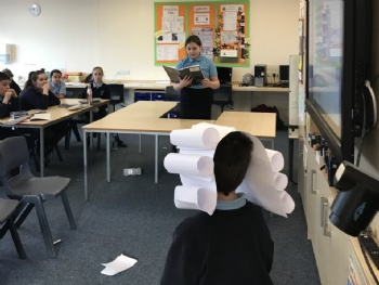Year 6 Macbeth trials