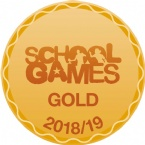 School Games Gold Award!